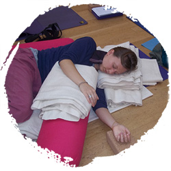 What I Learnt from Training in Restorative Yoga with Judith Hanson Lasater